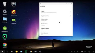 Tutorial Installasi Remix OS Di Dalam HDD