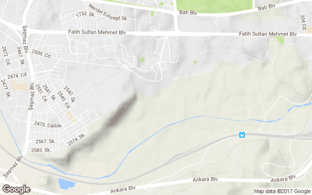 bahçekapı mahallesi harita