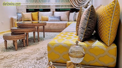 أكتر الأخطاء الشائعة اللتي يرتكبونها الناس في الصالون المغربي-salon marocain 2020
