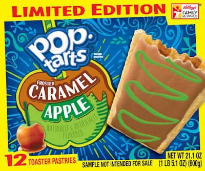 Caramel Apple Pop Tarts