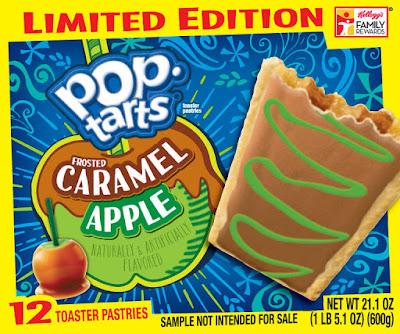 Caramel Apple Pop Tarts