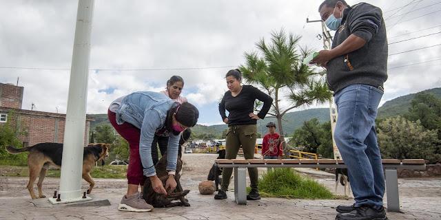 Municipio de El Marqués lleva la Jornada Comunitaria a La Laborcilla
