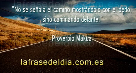 Proverbio Makua