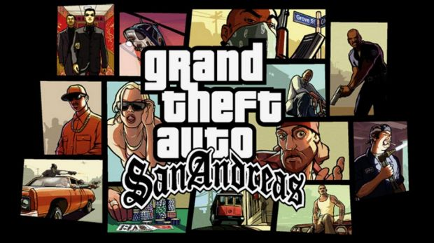GTA San Andreas Setup For PC Free Download