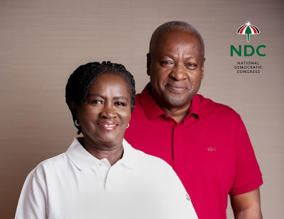 Just In: NDC To Replace JM's Picture On The Ballot With Prof Jane
