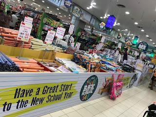 Back to School Sales in Lulu Mall, Kochi