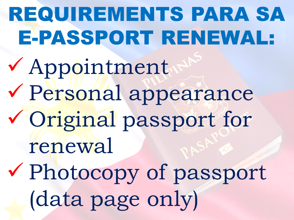 All You Need To Know About Appointment And Passport Renewal