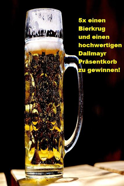 Bierkrug zu gewinnen