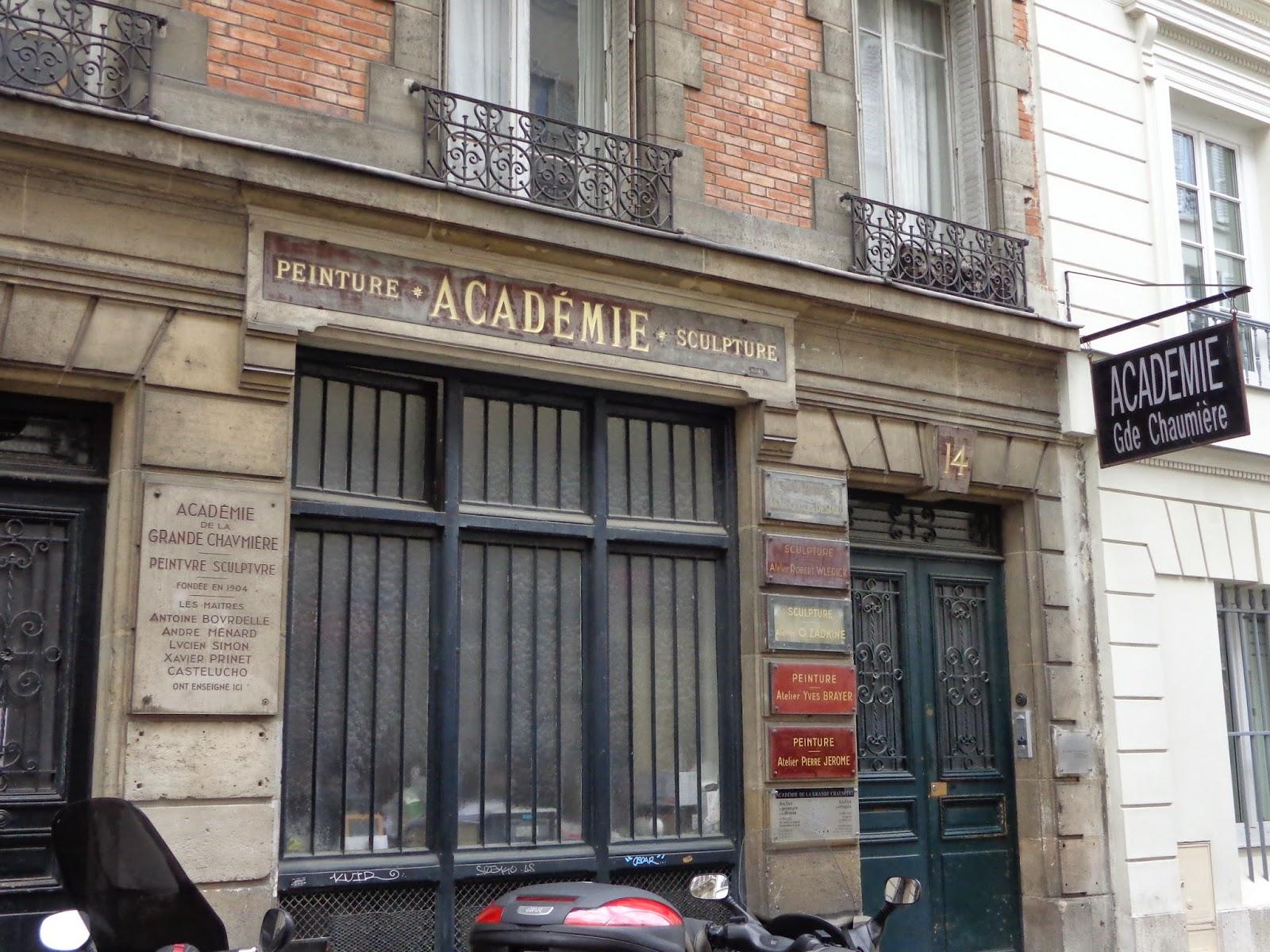 Angie Arcangioli Ramblings Of An Artist In Paris Academie