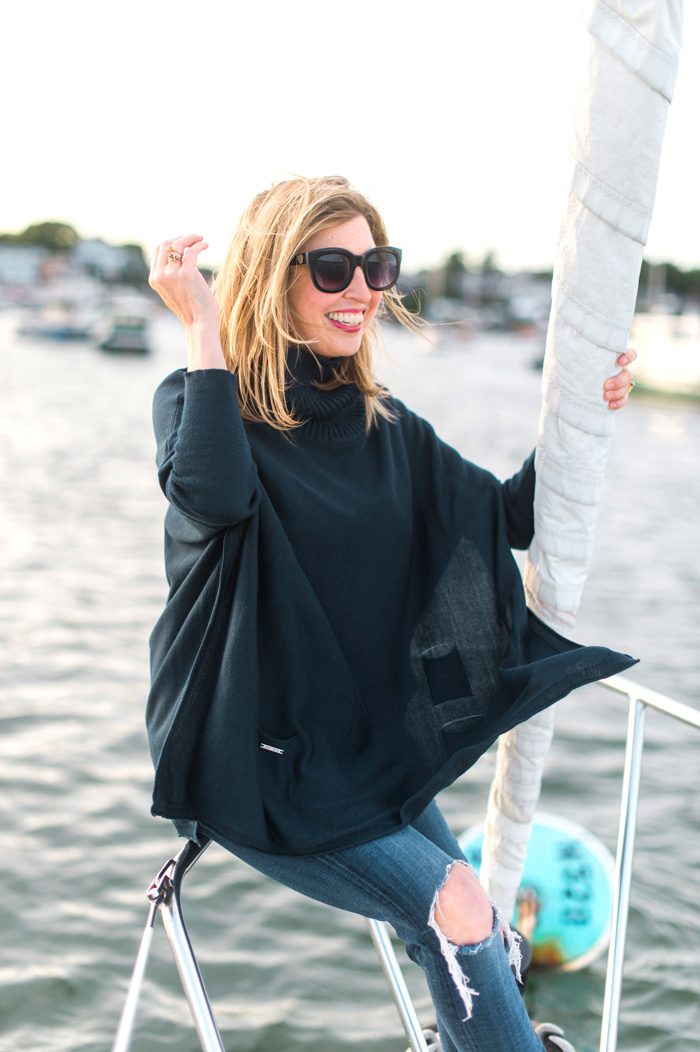 mer sea travel turtleneck