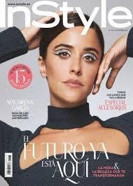 Revista Instyle noviembre 2019