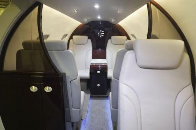 Agusta Westland AW609 interior