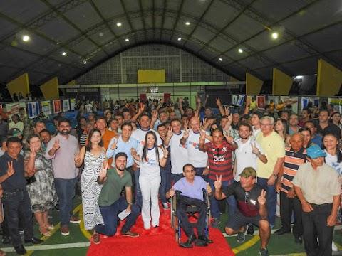 Weverton cumpre agenda no interior do Maranhão no fim de semana