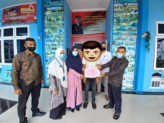 PK Bapas Dampingi Klien Anak Di LPKA