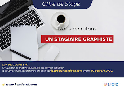 Stagiaire graphiste