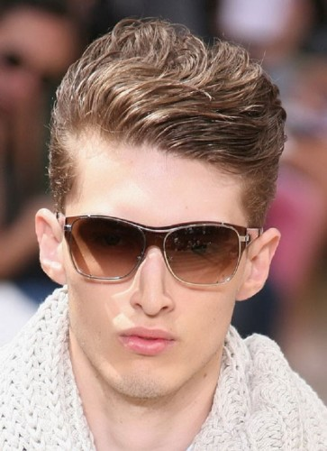 Groovy New Curly Hairstyles For Boys In 2015 Jere Haircuts Hairstyles For Men Maxibearus