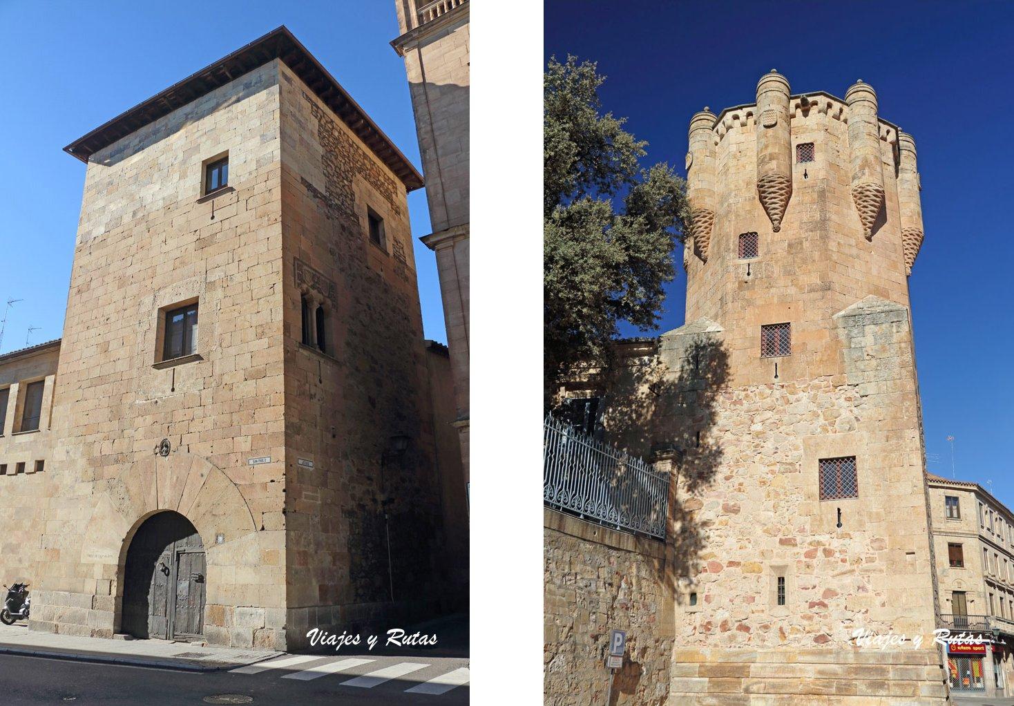 Torre de los Anaya y del Clavero de Salamanca