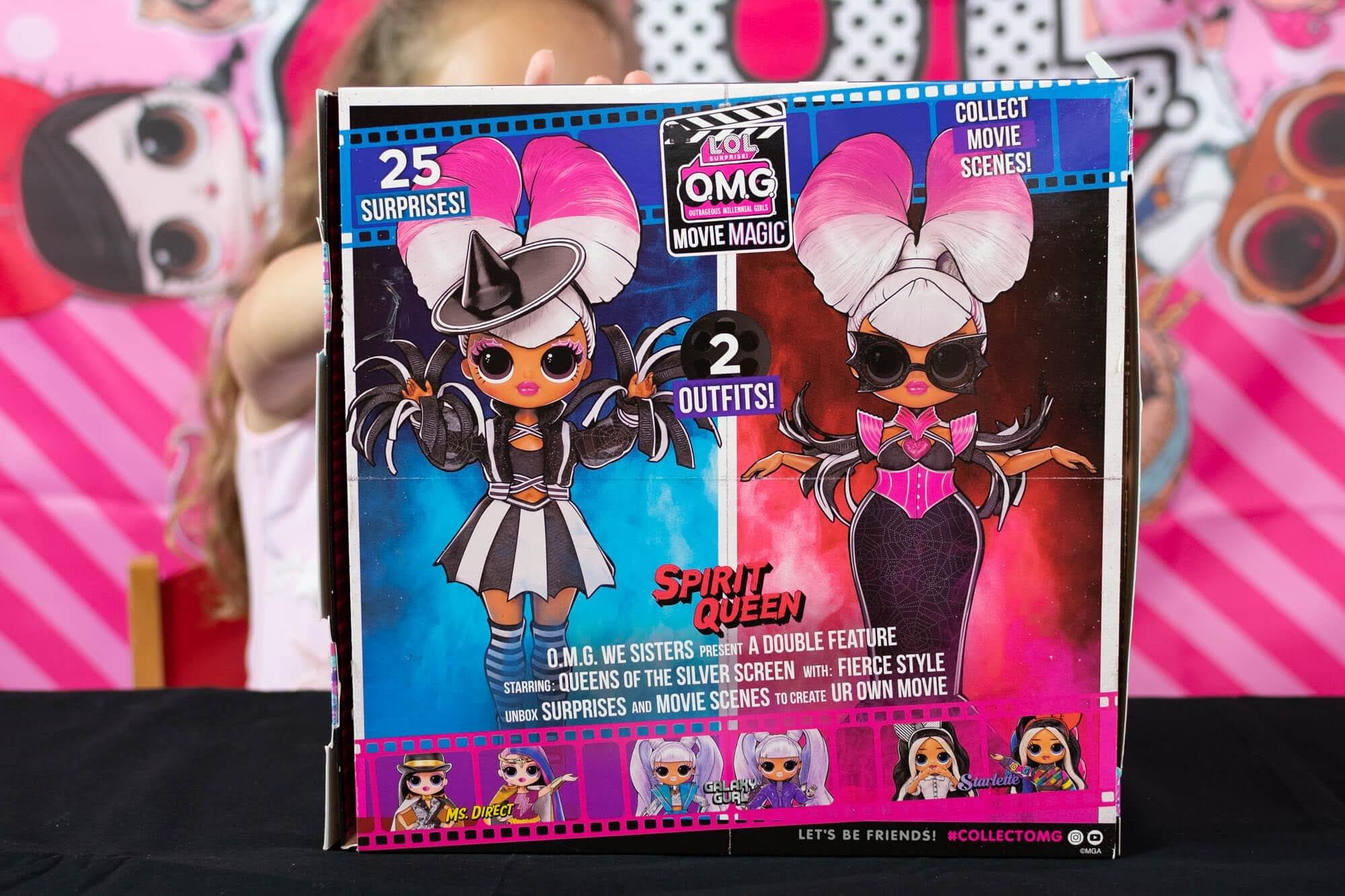 Movie magic dolls