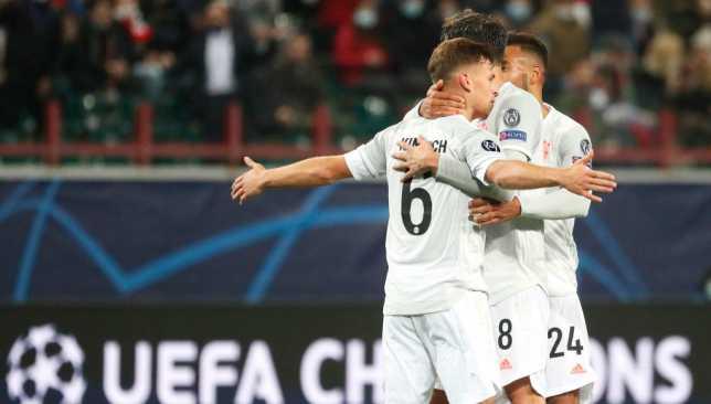 تقرير مباراة بايرن ميونخ وماينز الدوري الالماني