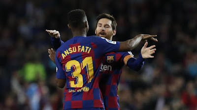 Berikut Jawal Siaran Langsung Liga Champions Napoli Vs Barcelona 2020