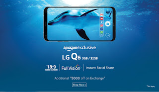 New Smartphone launched from LG, Lenovo and Gionee today in