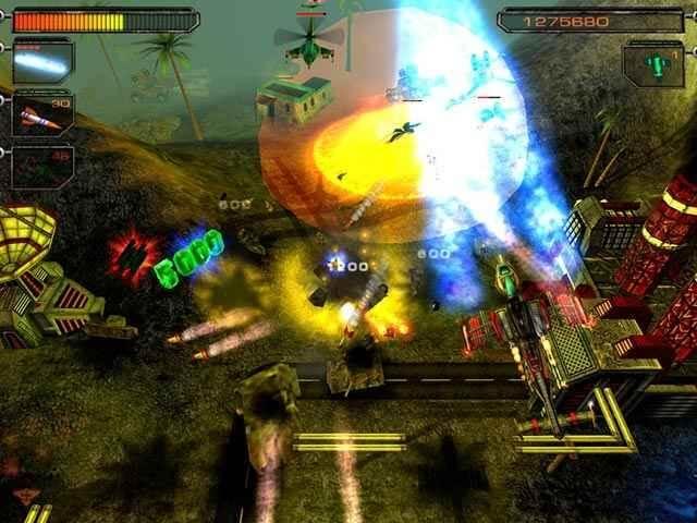 لعبة Air Hawk 3