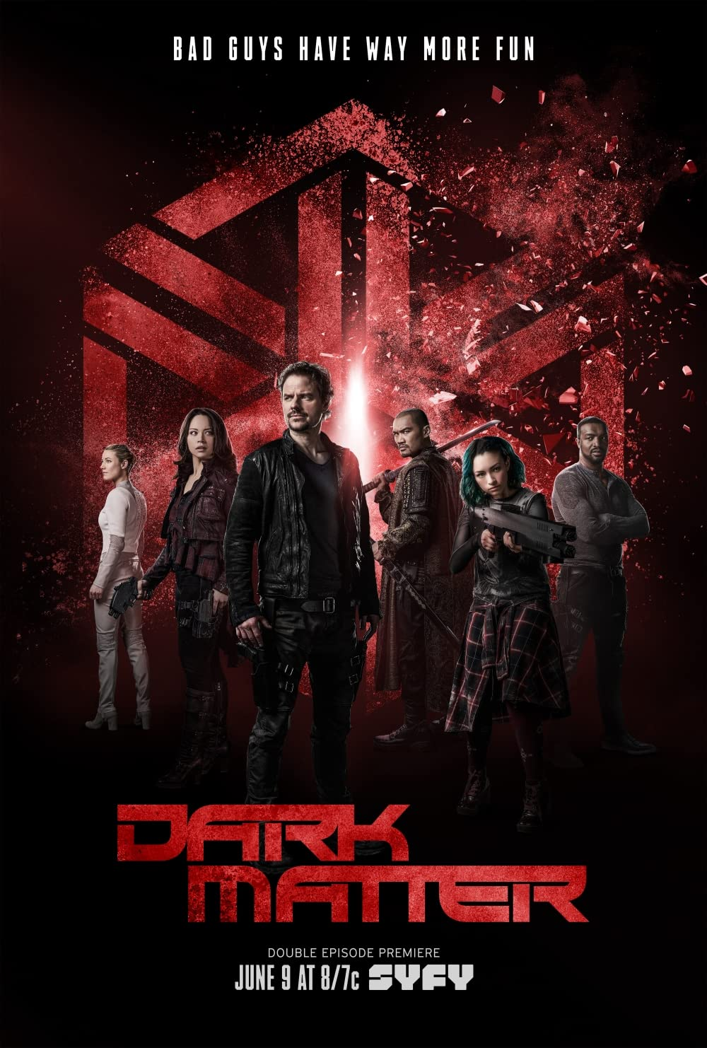 Dark Matter Serie Completa Subtitulado 720p