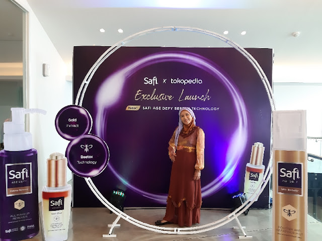 Review Safi Age Defy New Formula