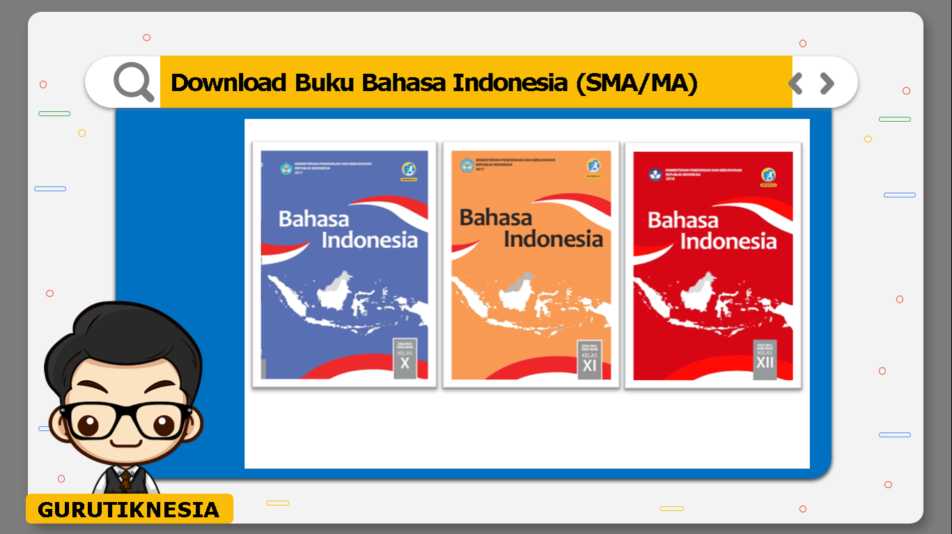 download gratis buku pdf bahasa indonesia untuk sma/ma