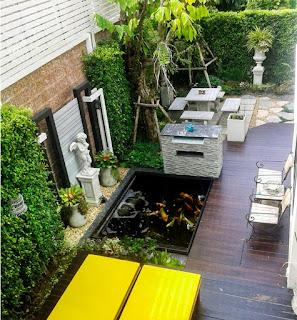 Thiết kế vườn nhà biệt thự như thế nào