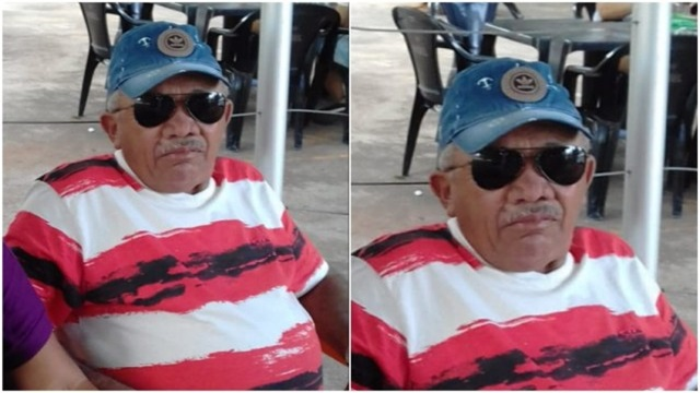 Família informa o falecimento de Francisco Cândido da Silva (Nego Fran Carroceiro)
