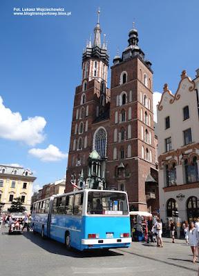 Ikarus 280, Kraków Rynek Główny