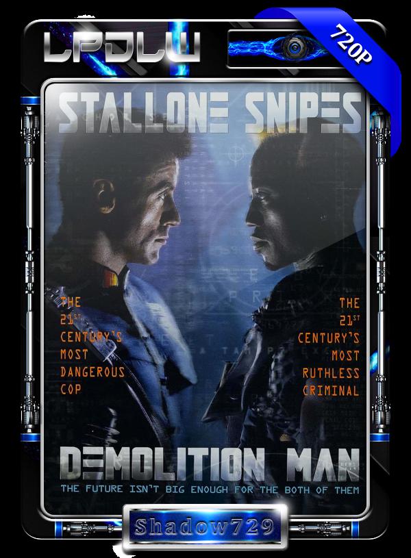 Demolition Man (1993) 1080p H264 Dual Mega