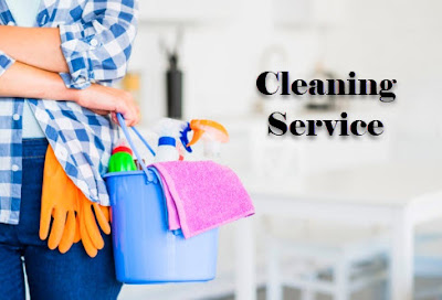cleaning services at home