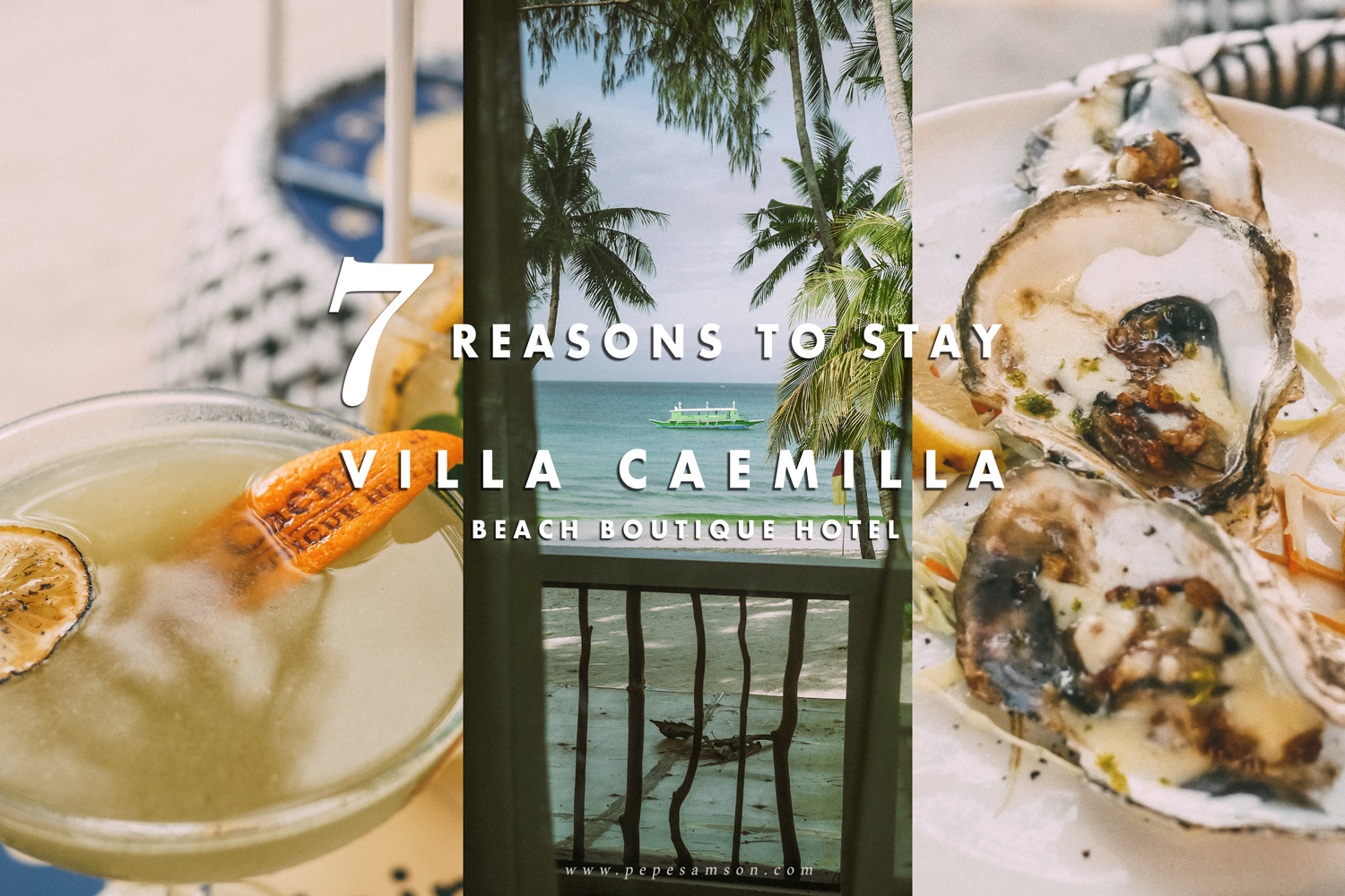 Boracay 2021: 7 Reasons to Stay at Villa Caemilla Beach Boutique Hotel