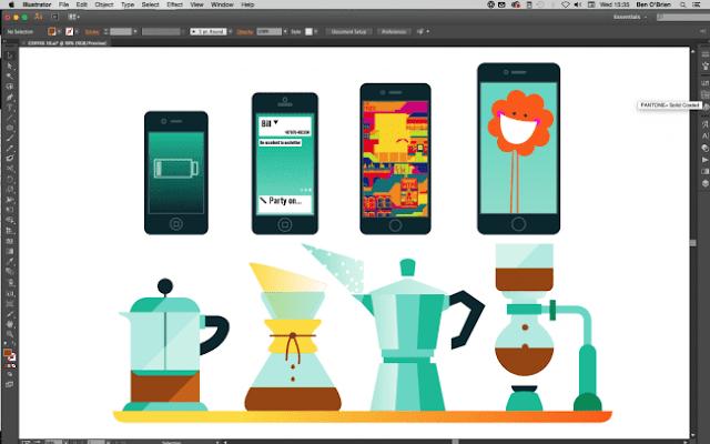 Crear iconos de productos profesional en illustrator