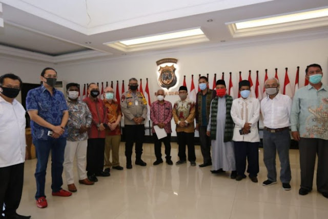 Kapolda: Pertahankan kerukunan umat beragama di Sumut