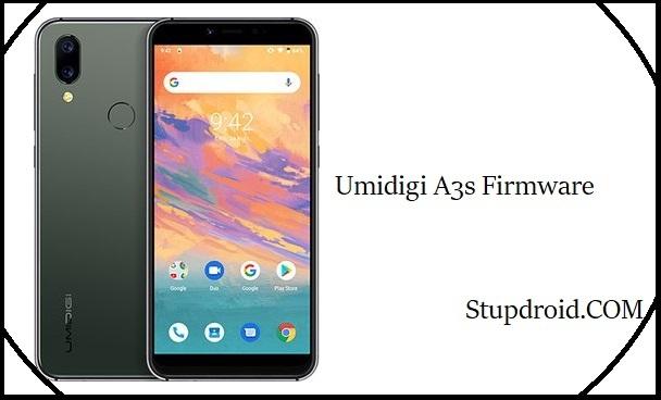 How to Install Stock ROM on Umidigi A3s