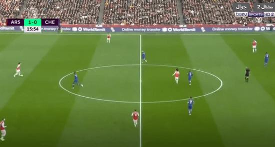 مشاهدة مباراة آرسنال وتشيلسي بث مباشر  29-12-2019 في الدوري الانجليزي