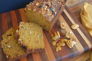 Classic Pumpkin Bread, One of my favorites this week at Encouraging Hearts and Home, link-up your creations, right here at Scratch Made Food! & DIY Homemade Household!