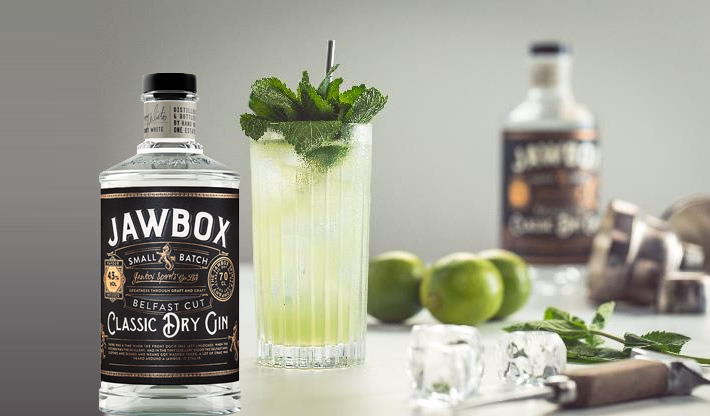 Summer Cocktails with Jawbox Gin