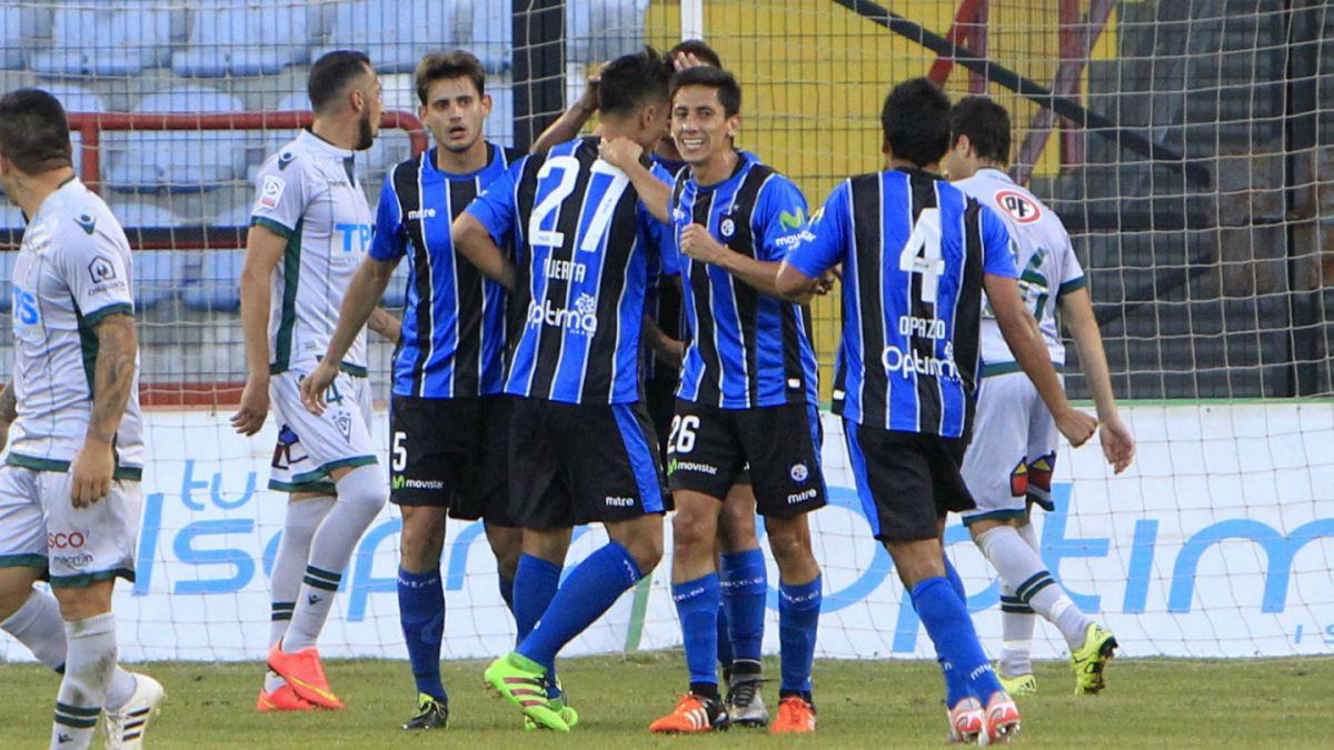 Santiago Wanderers vs Huachipato EN VIVO por la Copa Chile