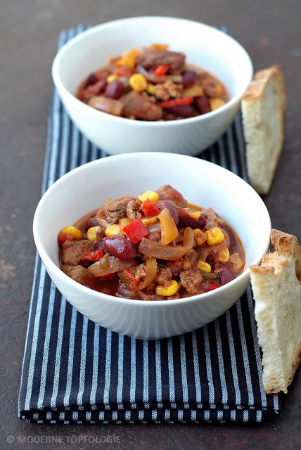 Scharfe Sache: Chili con Carne