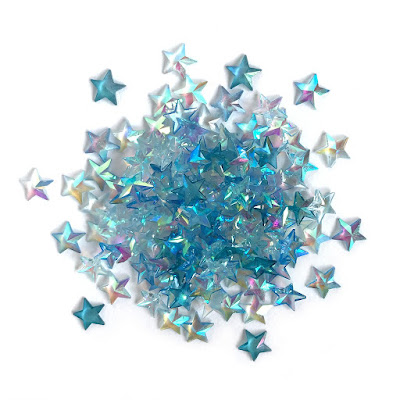 Buttons Galore & More - Sparkletz Shaker Mix -Starry Sky