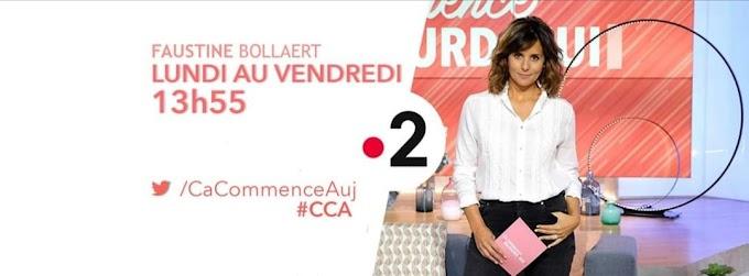 Émission TV 12 avril 2019 sur France 2, dans #CCA