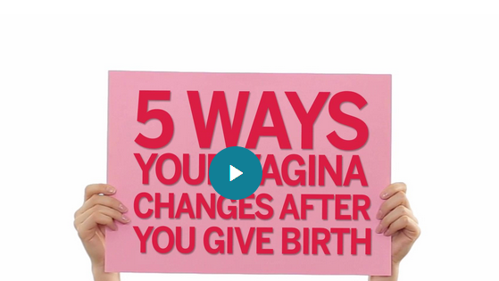 5 Things That Happen to Your Vag!na After You Give Birth