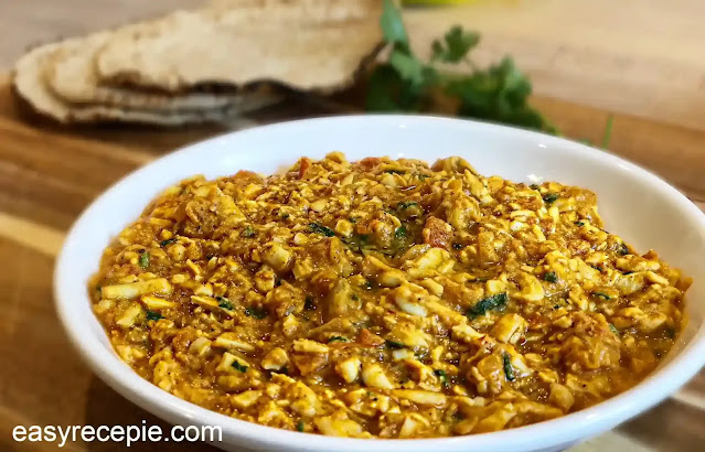 Delicious and easy egg keema recipe at home