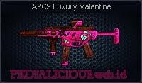 APC9 Luxury Valentine