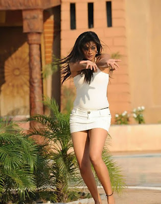 Priyamani Hot Pics In Swiming Dress