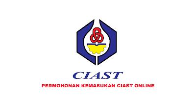 Permohonan CIAST 2020 Online (VTO)
